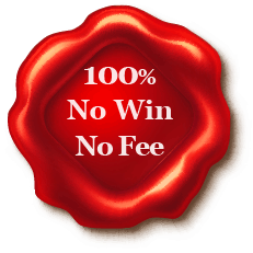 100 Percent No Win No Fee